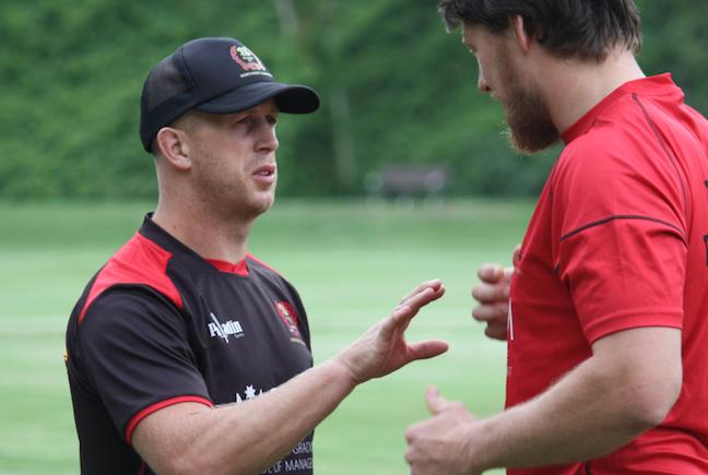 Simon Cron coaching 2